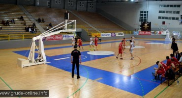 Košarkaši Gruda slavili protiv Čapljine