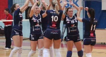 SOK Mostar: Mostarke slavile u Vogošći