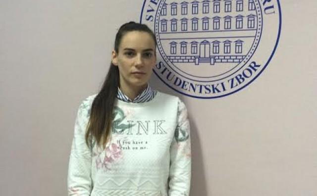 Katarina Herceg nakon ponovljenog glasovanja izabrana za zamjenicu predsjednice Studentskog zbora Sveučilišta u Mostaru