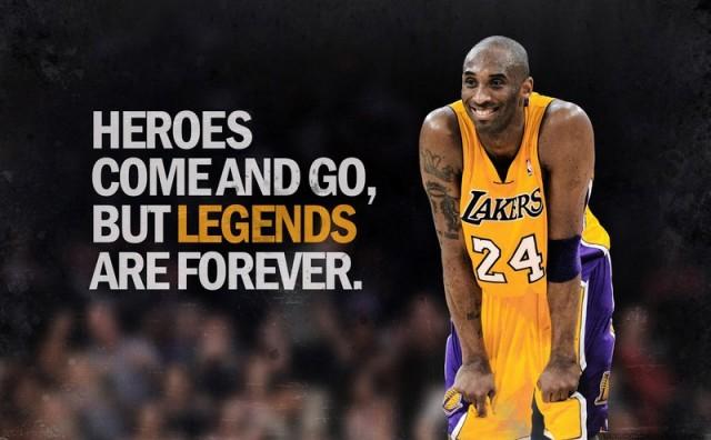 Kobe Bryant: 'Draga košarko, spreman sam te pustiti'