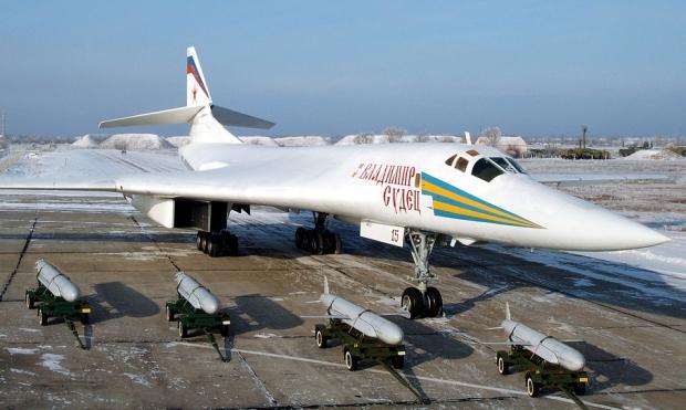 Bombarderi Tu-22M3 siju smrt i paniku među islamskim ekstremistima