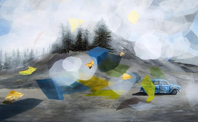 Velika zajednička izložba Andree Musa i Vladimira Davidenka u Galeriji Aluminij