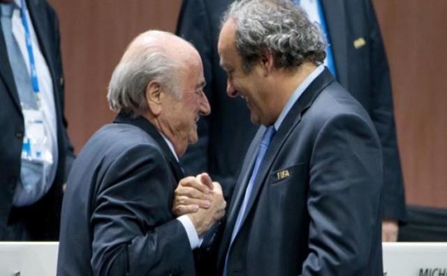 Blatter i Platini suspendirani na osam godina!