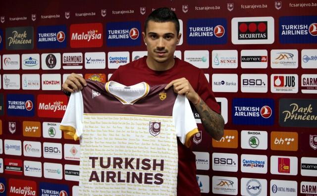 Deni Simeunović napustio FK Sarajevo