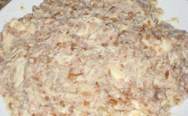 Božić i tradicionalna božićna jela: Keške (geršlo)