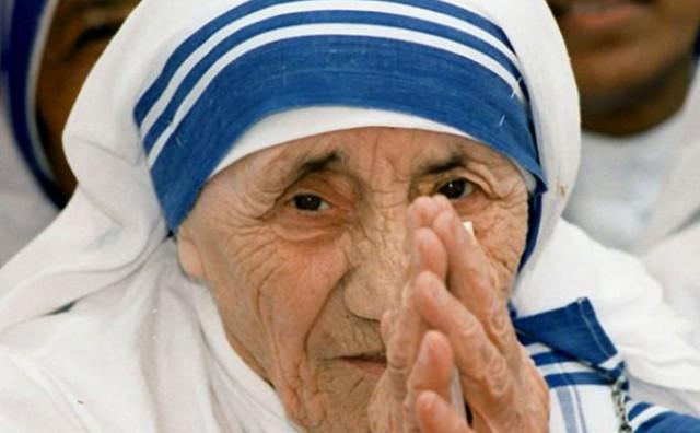 Svetica odbačenih - Majka Terezija