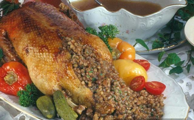 Božić i tradicionalna božićna jela: Patka na međimurski način
