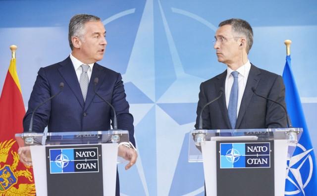 Ulazak Crne Gore u NATO