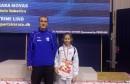 Bruna Ćorić i Lukas Lovrić brončani na 25.Grand Prix Croatia