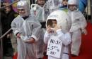 Pljeskom i krafnama nagrađeni za trud na Dječjem fašniku