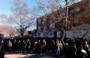 Mostar: Oko 400 građana spriječilo deložaciju obitelji Šarić