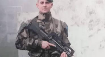Ljubušak Petar Šimić: Otišao sam 18.000 km od kuće, smrzavao sam se na -30, 'kuhao' na +50... i uspio ući u Legiju