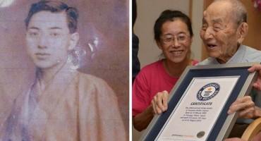 Preminula najstarija muška osoba na svijetu, po Guinessu