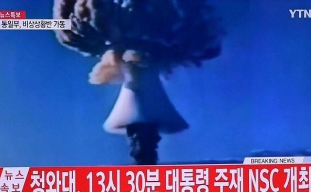 Sj. Koreja: Uspješno smo testirali termonuklearnu bombu