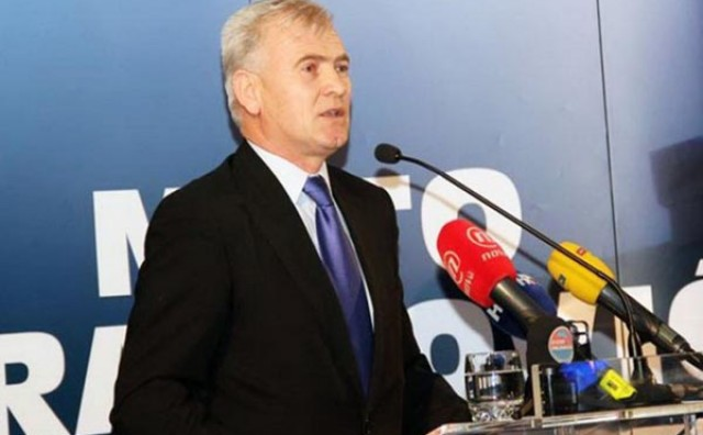 Glavni tajnik HDZ-a BiH Vlado Džoić podnio ostavku