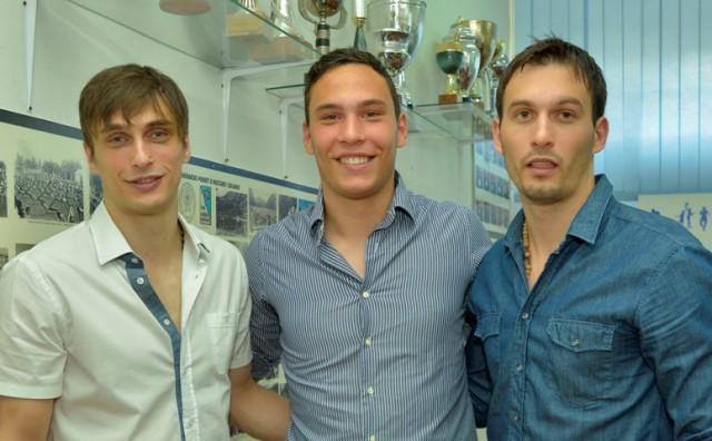Svjetski a naši: Tri brata Karačić tri državna prvaka
