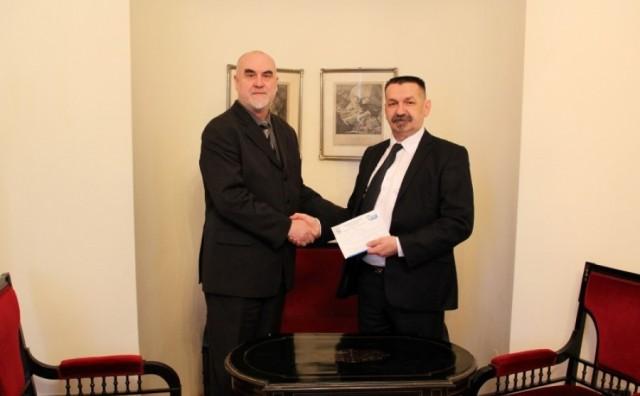 General HV-a Zvonko Peternel potpisao za HSP AS