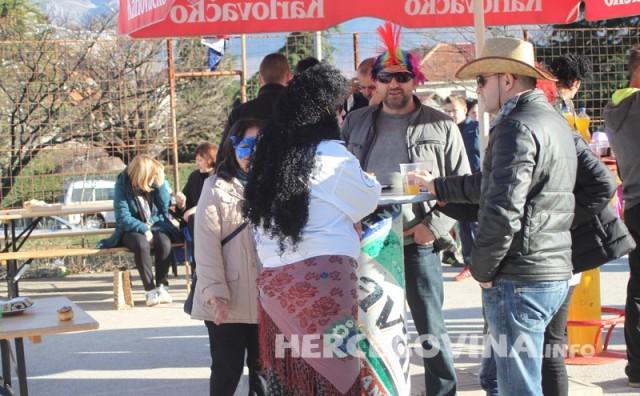 Mostar: Bjelopoljski karneval u subotu 10. veljače