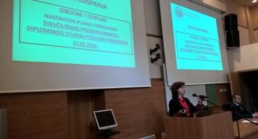 Mostar: Održana javna rasprava o izmjenama i dopunama nastavnog plana