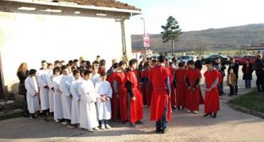 Put križa na Kočerinu