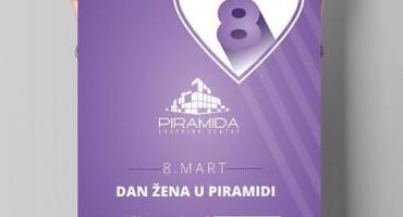Dan žena u Piramida Shopping Centru