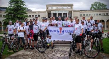 Počele prijave za Četvrtu biciklističku karavanu prijateljstva Mostar - Vukovar