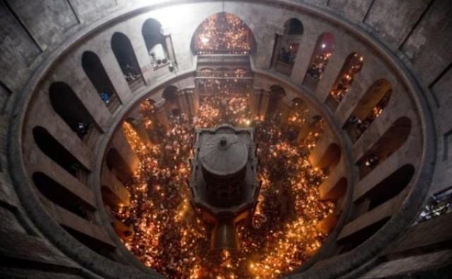 'Otvori se pred našim očima Gospodinov grob...'