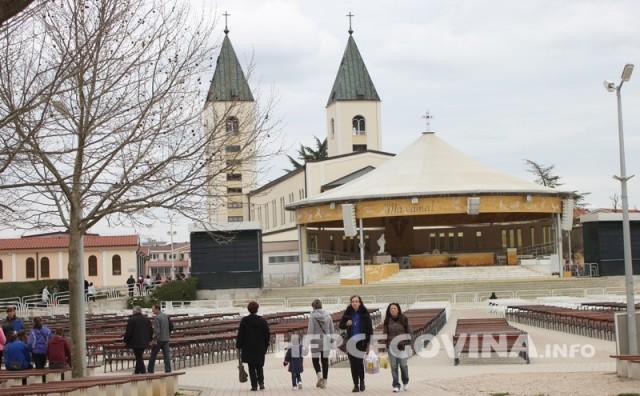2. zavjetno hodočašće Marijanski zavjet za Domovinu i u Međugorju