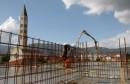 Mostar: Izlivena šesta ploča na studentskom domu, pučkoj kuhinji, centru za dijalog