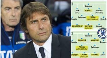 Kako će izgledati Conteov Chelsea: 'Lude' formacije i skupa pojačanja