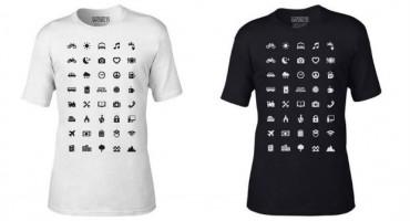 Majica za putnike koja će pomoći kod jezičnih prepreka