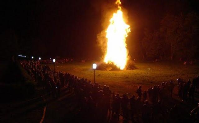 Sveti Ivan Svitnjak 'došao' u plamenu
