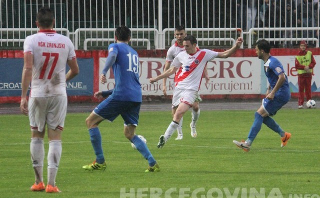 Bivši igrač Zrinjskog nije se naigrao u HNL-u: Zbog čega je Arežina napustio Lokomotivu?