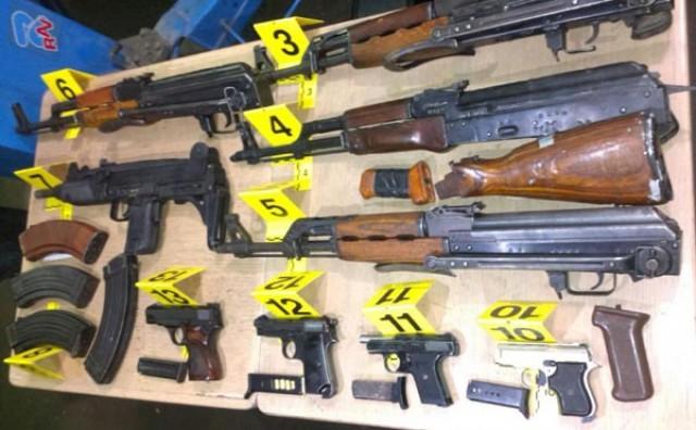 Potraga za oružjem i na području Hercegovine