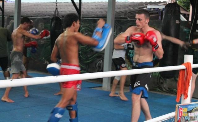 Projekt IOC i svjetskog saveza tajlandskog boksa IFMA pružio priliku mladom mostarcu