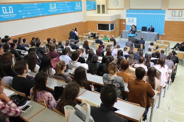 FOTO Mostar: Posjet ministra znanosti, obrazovanja i