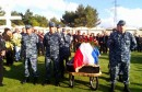 Sahranjen dragovoljac obranbenog domovinskog rata Neven Jakovčić Kiso