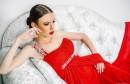 Tea Bošković: Modni editorijal glamour touch
