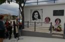 Split: Otkrivena spomen poloča i mural u čast poginulog Hrvatskoga branitelja Luke Vranješa