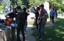 Mostar: Studenti pripremaju predstavu na otvorenome u povodu 400. godišnjice smrti Shakespearea