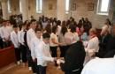 147 krizmanika u Grudama molba su papi Franji i nadbiskupu Pezzutu da riješe slučaj i pomognu franjevcima i vjernicima