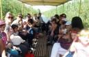 Vrtić Sunčani most: Izlet u Hutovo blato - akcija prikupljanja starog papira