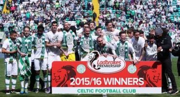Celtic osigurao peti uzastopni naslov prvaka Škotske