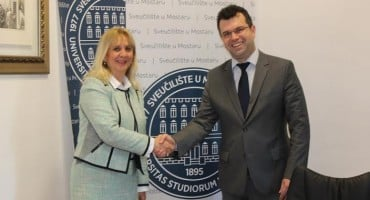 Suradnja Sveučilišta u Mostaru i Microsofta BiH