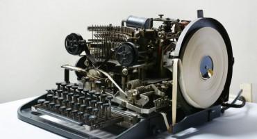 Povijesni stroj pomoću kojeg je Hitler razmjenjivao poruke