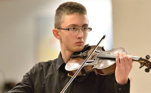 Violinistički recital Ante Sliškovića