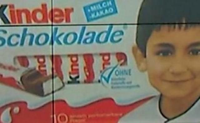 Crni dječak na Kinder čokoladi uznemirio njemačku desnicu