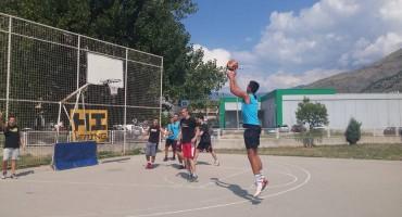 Streetball Mostar 2016 pod pokroviteljstvom FIBA-e