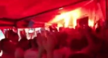 Pogledajte euforiju koja je zavladala u Kiiseljaku nakon pogotka Luke Modrića