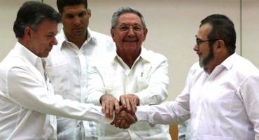 Laureat Nobela za mir kolumbijskom predsjedniku Juanu Manuelu Santosu